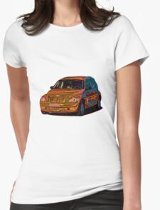 2003 Chrysler PT Cruiser Womens Fitted T-Shirt