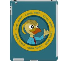 Cartoon puffin bird iPad Case/Skin