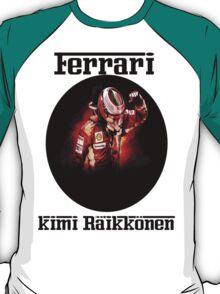 Ferrari: Kimi Räikkönen T-Shirt