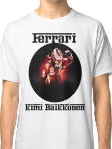 Ferrari: Kimi Räikkönen Classic T-Shirt