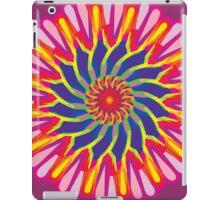Lightning Flower Yolk of the Lightning Flower Folk iPad Case/Skin