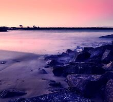 Brunswick Sunset by artistrobd