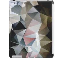Textured Triangles iPad Case/Skin