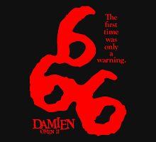 Damien OMEN II - 666 T-Shirt