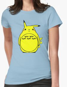 Pikaro Womens Fitted T-Shirt