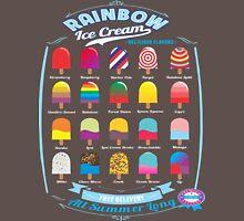 RAINBOW Ice Cream Unisex T-Shirt