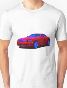 2004 Chrysler Crossfire Unisex T-Shirt