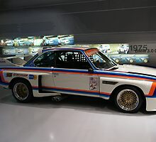 BMW Motorsport 1975 by BJohannessen