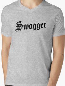 Swagger Mens V-Neck T-Shirt