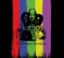 Diff'rent Strokes by viperbarratt