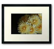 A Childs Faded Happiness  Framed Print