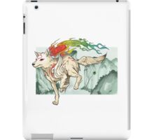 Amaterasu iPad Case/Skin