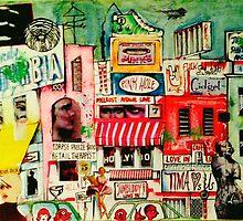 Greatest Hits Volume 7....Heavenly Disturbia by John Dicandia  ( JinnDoW )