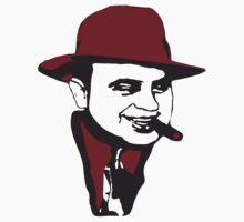 Al Capone by MilwaukeeNation
