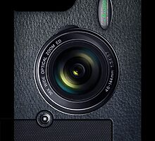 Cre8ive Edge DSLR Style camera by Cre8ive-Edge