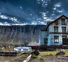 The house that rust built by Arron Hogg