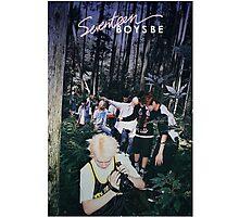 SEVENTEEN KPOP Photographic Print
