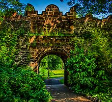 Enter Castle Gardens by Adam Northam