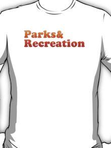 Parks & Recreation Throwbacks! T-Shirt