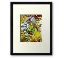 The Berry Thief Framed Print
