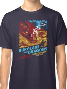 Burglars and Dragons Classic T-Shirt