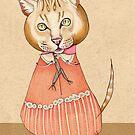 Hey, Kitty by busymockingbird