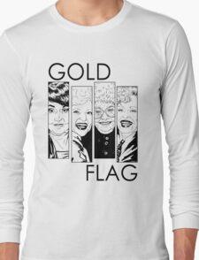 GOLD FLAG Long Sleeve T-Shirt