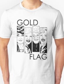 GOLD FLAG Unisex T-Shirt