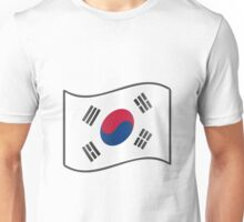Korean Flag Unisex T-Shirt