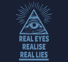 Real Eyes Realise Real Lies by mlike1