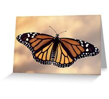 Ruler of the Sky Greeting Card