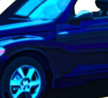 2005 Chrysler PT Cruiser convertible Sticker
