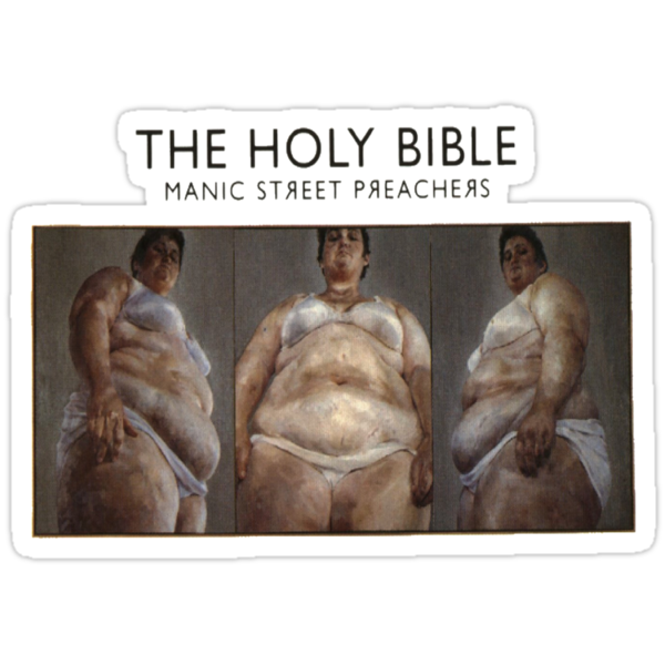 MANIC STREET PREACHERS - the holy bible by elmerfud
