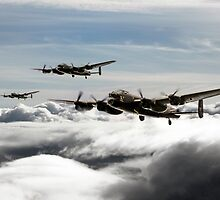 Lancaster Squadron by J Biggadike