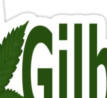0177 I Love Gilbert Sticker