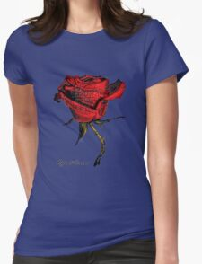 My love is like a red, red rose Womens T-Shirt