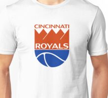Cincinnati Royals Unisex T-Shirt