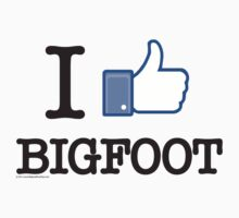 I Like Bigfoot T-Shirt by thebigfootstore