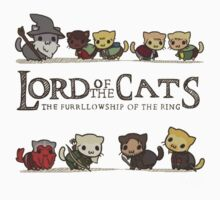 The lord of the rings Cats by RomanaC