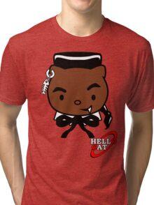 Hello Cat Tri-blend T-Shirt