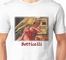 Botticelli - Angel  Unisex T-Shirt