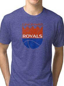 Cincinnati Royals - Distressed Tri-blend T-Shirt