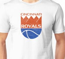 Cincinnati Royals - Distressed Unisex T-Shirt