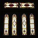 Inside Hunters Chapel by WildestArt