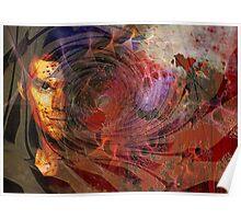 Crimson Requiem - By John Robert Beck Poster