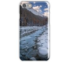 Chilly River iPhone Case/Skin
