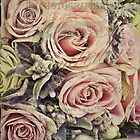 French Vintage Bouquet by Karen Lewis