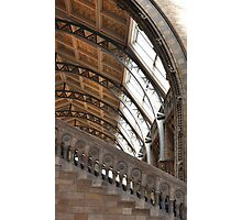 Stairs and Arches Photographic Print