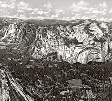 Yosemite Glacier Point by Gregory Dyer