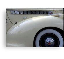 Vintage Antique Car Automobile  Canvas Print